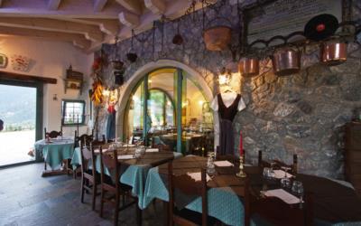 Agriturismo con ristorante cucina tipica carnica